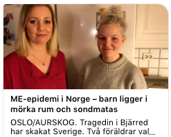 Utmattning, Utmattningsskolan, Lena Holfve